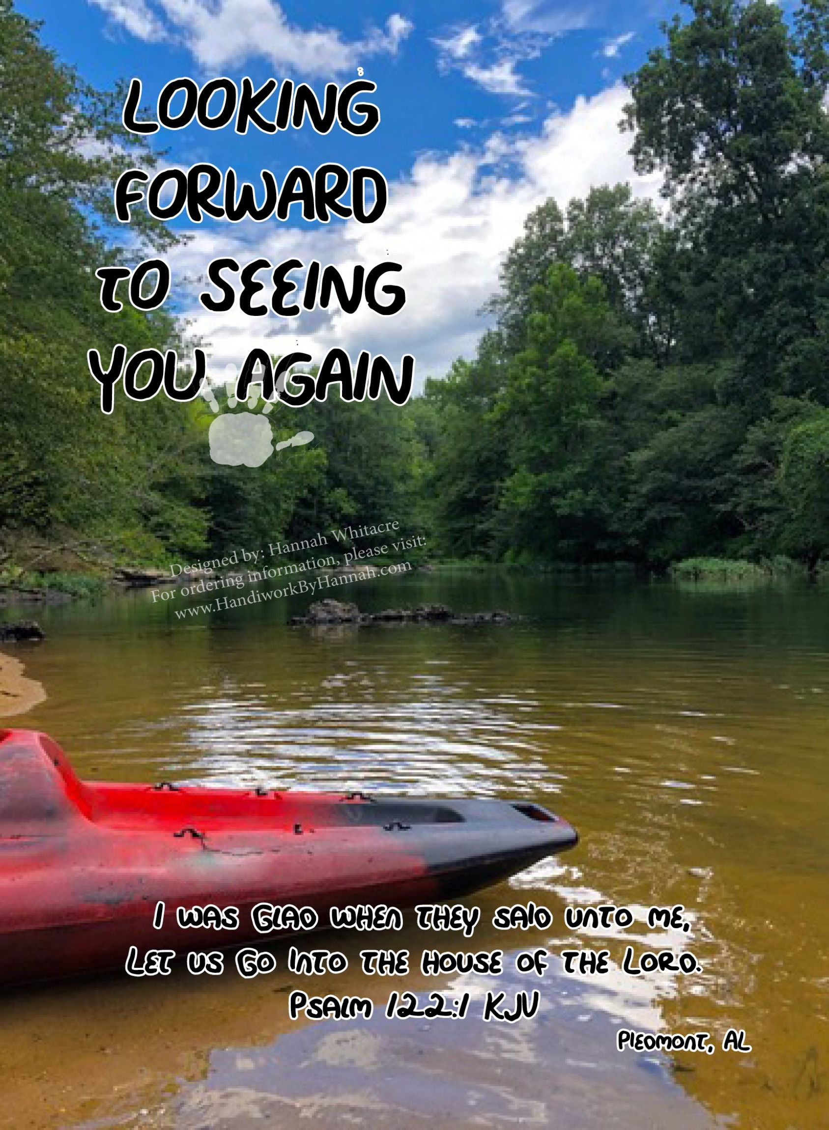 """Featured image for """"Canoe (CARD-0045) – 10 Cards"""""""